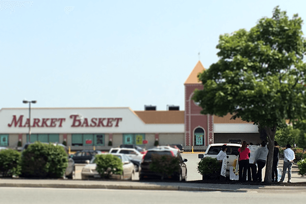 Market Basket Protest Rally